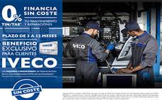 Repara ahora y paga hasta en 12 meses, con Iveco