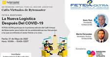 Feteia-Oltra celebra 'La nueva logística tras el Covid-19'