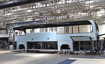 MAN retoma la producción de autobuses y camiones