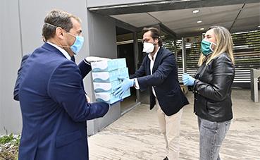 150.000 mascarillas para el transporte de viajeros en Andalucía