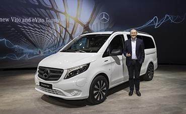Mercedes-Benz se transforma con furgonetas más sostenibles