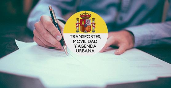 El Ministerio de Transportes reinicia su actividad administrativa