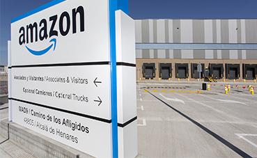 Operativo el nuevo centro logístico de Amazon, en Alcalá de Henares