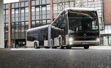 Mercedes-Benz Citaro G se une a la gama eléctrica Daimler Buses