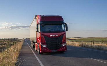 Nuevo Iveco S-Way, tu hogar lejos de casa