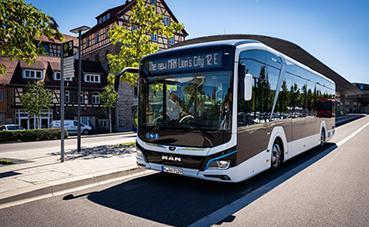 VAG Nuremberg adjudica a MAN el mayor pedido de e-bus