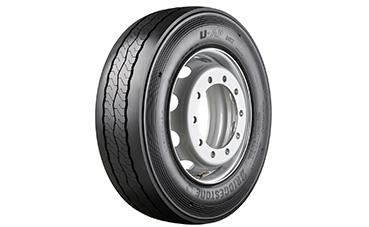 U-AP 002, nuevo neumático para autobuses de gran kilometraje