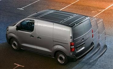 El Opel Zafira Life, una furgoneta convertida en Camper