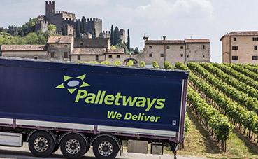 Palletways Iberia amplía su cobertura logística en Valladolid