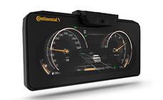 Continental incorpora las pantallas 3D, sin gafas especiales