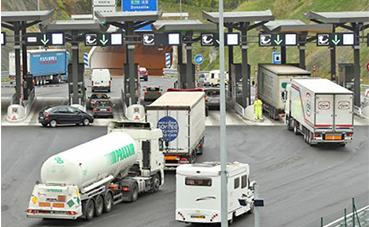 País Vasco anula el cobro de peajes de la A-15 y N-I, en Guipúzcoa