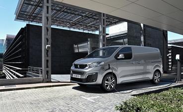Peugeot e-Expert llega a España: la nueva frontera de la electrificación