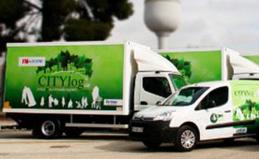 """Citylogin recibe el premio ecológico """"Muévete Verde"""",en Madrid"""