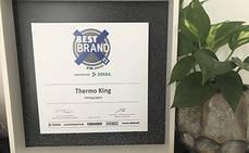 Thermo King gana la 'Mejor marca 2020'