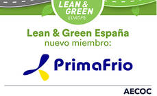 Grupo Primafrio se suma a la iniciativa internacional Lean & Green
