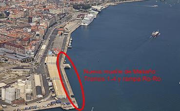 El puerto de Santander mejorará e implantará infraestructuras