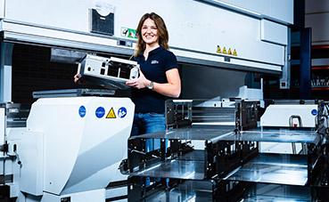 VDL Groep ayuda a hacer sistemas de respiración artificial en Países Bajos