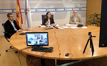 La Xunta reactiva la licitación de 29 contratos de transporte público