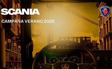 Scania ayuda a poner a punto los vehículos frente al verano