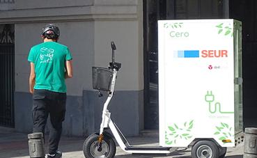 Koiki refuerza su reparto sostenible de última milla con Seur