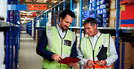 Seur pone en marcha su nuevo centro logístico en Segovia