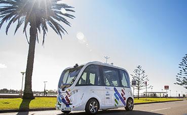 El nuevo Shuttle, sin conductor, comienza a funcionar en Newcastle