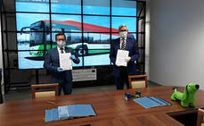 Lublín invierte en 12 autobuses eléctricos Solaris
