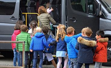 Andalucía logra la prórroga de los contratos públicos de rutas escolares