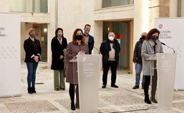 Islas Baleares: plan de más de 103 millones para los Sectores afectados