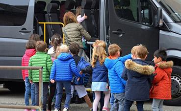 Confebús solicita medidas urgentes para el transporte escolar