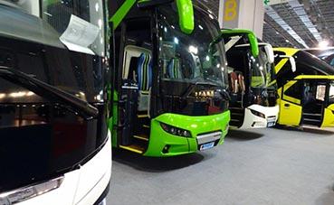 La octava edición de 'Busworld Turkey' pone cero emisiones en la agenda