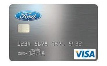 Tarjeta Ford, financiación de reparaciones sin intereses