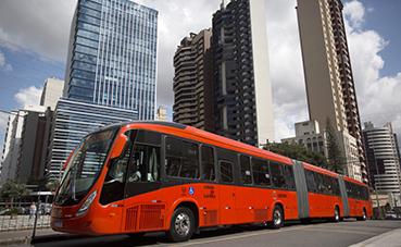 Volvo Buses entrega 40 autobuses, modelos B340M nuevos, a Curitiba