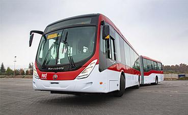 Santiago de Chile renueva su transporte público con Volvo