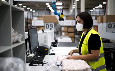 XPO Logistics aumenta la productividad y la seguridad