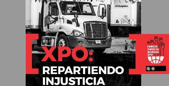 XPO Logistics, en el punto de mira de los sindicatos internacionales