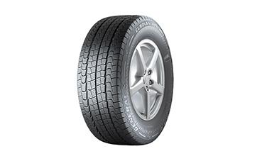General Tire ofrece un neumático de furgoneta para cada temporada