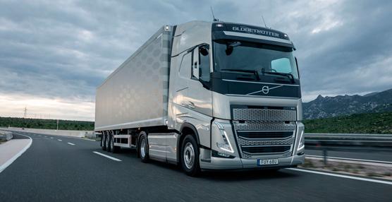 Volvo Trucks da soporte a las empresas para financiar la renovación de sus flotas