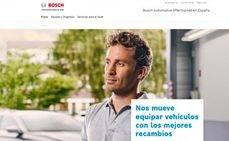 Bosch Automotive Aftermarket estrena página web