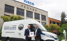 Iveco recibe el International Van of the Year 2018
