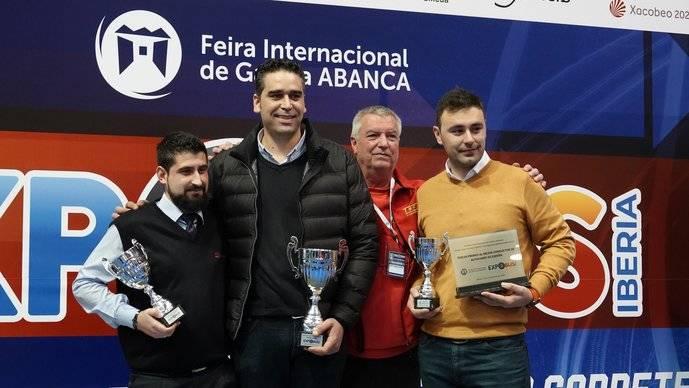 Daniel Alonso logra el título de Mejor Conductor de Autocares España