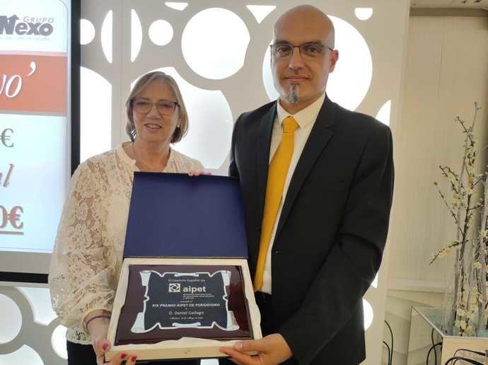 Kumho, galardonado con el premio Event Technology 2015