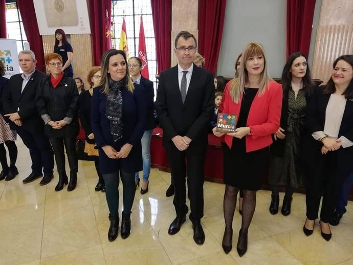 Disfrimur es galardonada con el premio 'Murcia en Igualdad 2018'