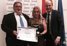 Nacex recibe la Estrella de Oro a la excelencia profesional