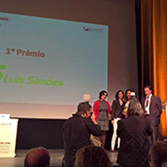 Luis Simões gana el Premio Kaizen Lean por 'Excelencia en Productividad'