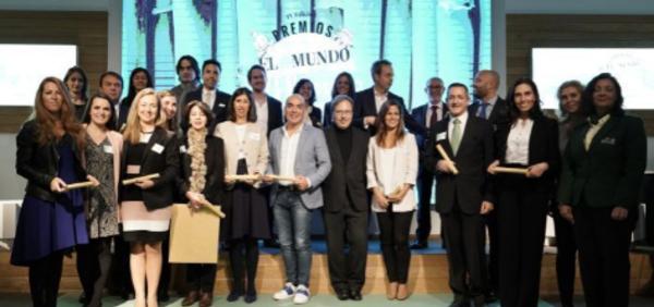EMT de Madrid es galardonada en los premios El Mundo ZEN Adecco