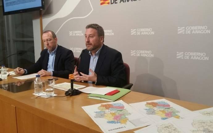 El nuevo mapa concesional de Aragón asegura conexión con Centros de Salud