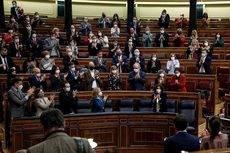 El proyecto de Ley de Presupuestos Generales del Estado de 2021 ha logrado el respaldo de 11 formaciones políticas. (Foto: EFE. Publicada por La Moncloa.)