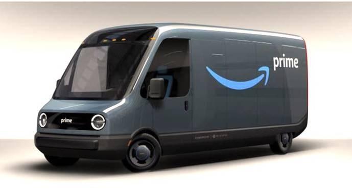 Vito y Sprinter para Amazon en Europa, y Rivian para USA