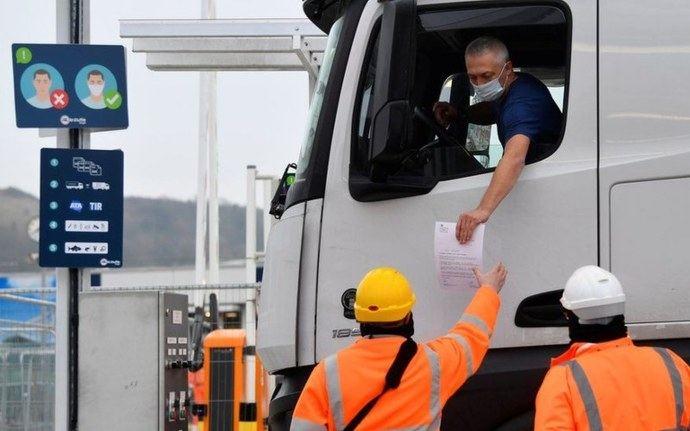 Los transportistas esperan que el transporte sea prioritario para De la Serna